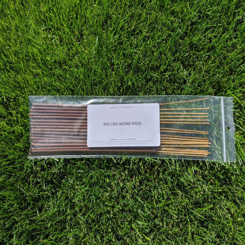 Full Love Incense Sticks by RTM Spiritual Tools